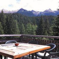 paorama sul Lagorai-view