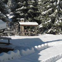 esterno invernale