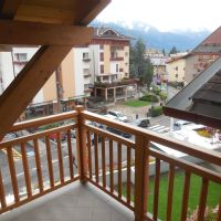 il balcone con vista panoramica