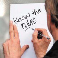 TREKKING BASIC RULES