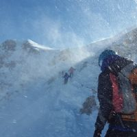Ski Safari and deal with nature