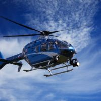 Tourist helicopter flights