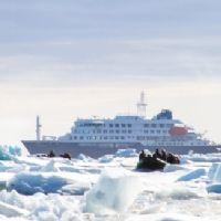 Hondius alle Svalbard by Franklin Baeckman