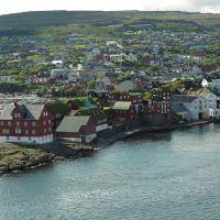 FAROE:  Thorshavn la capitale