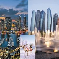 DUBAI e ABU DHABI 2018 con accompagnatore dall'Italia- viaggio concluso - VEDI COMMENTI