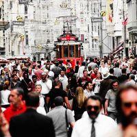 Istanbul, Folla consueta della città