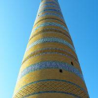 Khiva la torre/minatero