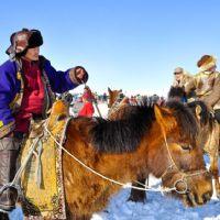 Cavaliere Mongolia