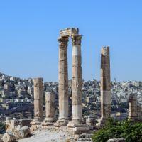 tempio di Ercole ad Amman