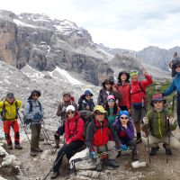 TREKKING IN ITALY and the DOLOMITES