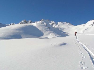 SKI TOURING-SKI MOUNTAINEERING IN THE DOLOMITES winter activities