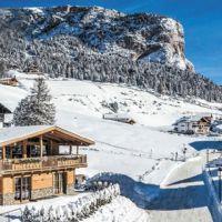LUXURY SELVA CHALET- Selva di Val Gardena - Dolomites