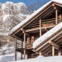 LUXURY CHALET ARABBA  - Dolomites