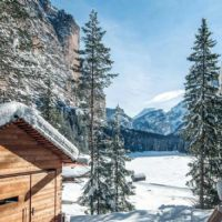 CHALET VAL BADIA -  - Dolomiten