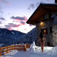 WELLNESS CHALET - Dolomites