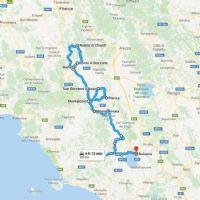 BIKE TOUR TUSCANY, CHIANTI, SIENA, MONTALCINO...