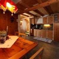 Casello livingroom kitchen space