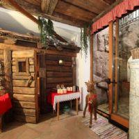 Sauna indoor SPA