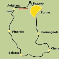 CASTLES AND PARKS IN PIEDMONT BY BIKE / 8 days