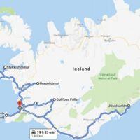 ISLANDA-SELF DRIVE-CAPODANNO E AURORA BOREALE